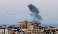 الاحتلال يواصل قصف قطاع غزة