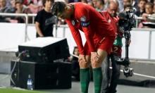 كريستيانو رونالدو يكشف حجم إصابته