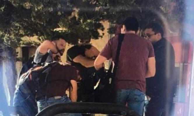 مستعربون يختطفون 3 طلبة باقتحام جامعة بير زيت