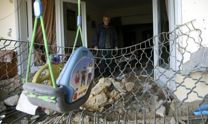 تجدد الغارات الإسرائيلية على قطاع غزة