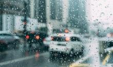 حالة الطقس: أجواء باردة وتساقط أمطار متفرقة