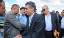 """وفد المخابرات المصرية في غزة لمحاولة تثبيت """"التهدئة"""""""