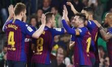 برشلونة يرغب بتدعيم صفوفه من بايرن ميونخ