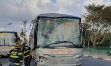 إصابة شخصين من باقة ودير الأسد بحادث طرق ومسنة من طمرة دهسا