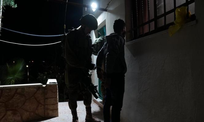 إصابات إحداها خطيرة بالدهيشة واعتقال 17 فلسطينيا بالضفة