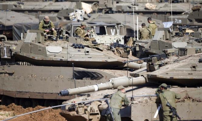 استطلاع: الإسرائيليون يريدون تفعيل قوة عسكرية أكبر ضد غزة