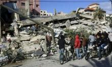 530 وحدة سكنية تضررت جراء العدوان الإسرائيلي على غزة