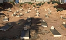 يافا: تحذير من تجريف أرض مقبرة الإسعاف