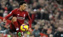 الإصابة تغيب نجم المنتخب الإنجليزي عن مباريات ليفربول