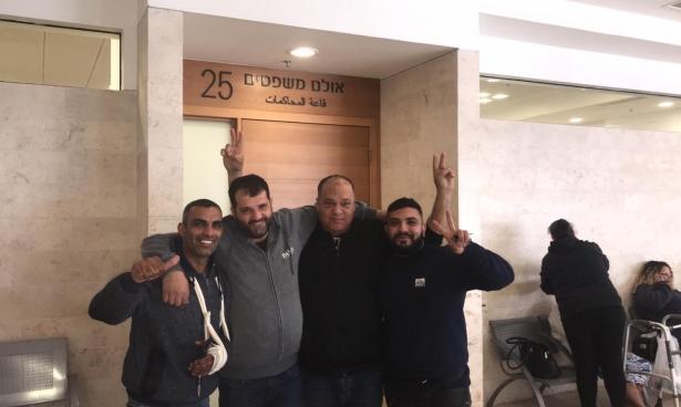 قلنسوة: إلغاء أمري إبعاد الناشطين حسن وتايه