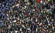 مليون جزائري تظاهروا في العاصمة لوحدها اليوم