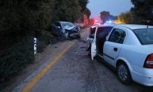 عرابة: مصرع امرأتين من عائلة واحدة في حادث طرق