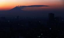 المكسيك ترفع مستوى التأهب بعد ثوران بركان