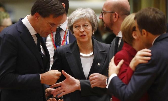 """بريطانيا: البرلمان يصوّت للمرة الثالثة على اتفاق ماي بشأن """"بريكست"""""""