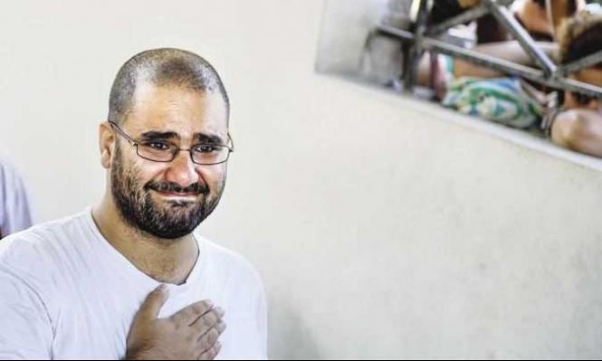 """#نبضة_الشبكة: """"علاء عبد الفتاح على الإسفلت"""""""
