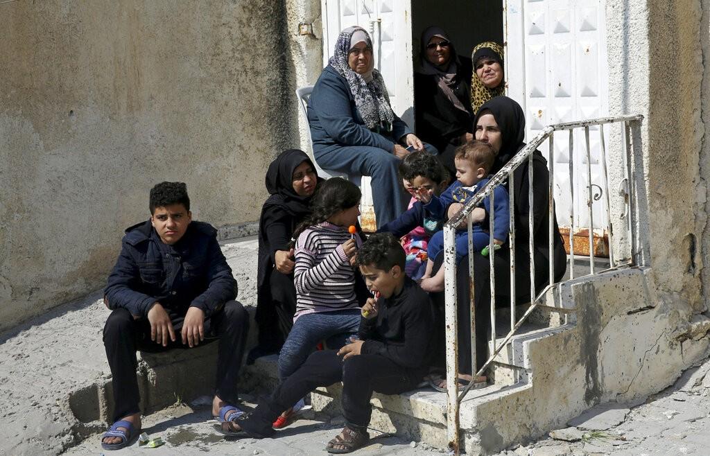 وفي غزّة... ينتظرون (أ ب)