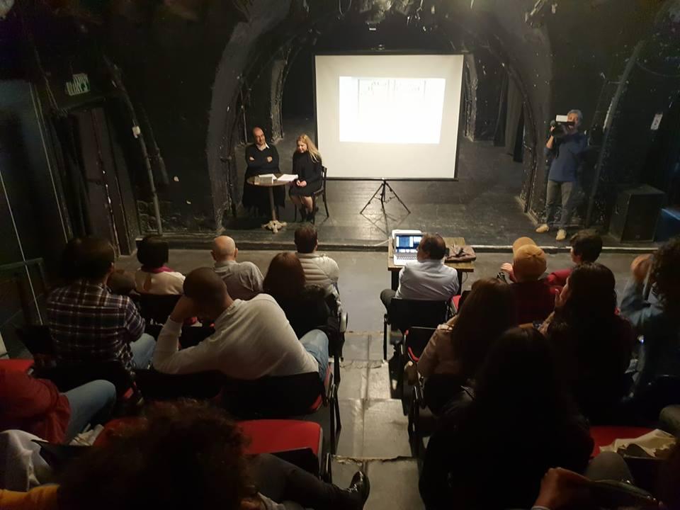 """ذكرى يوم الأرض: ندوة حول كتاب """"يافا مدينة البرتقال"""" في مسرح السرايا"""