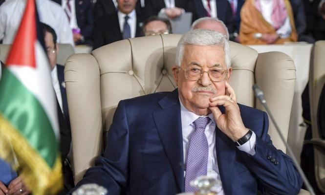 """عباس: """"لولا الدعم الأميركي لما خرقت إسرائيل القانون"""""""