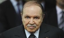 الجزائر: بوتفليقة يعلن نيته الاستقالته قبل نهاية ولايته