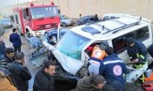 مصرع شاب وطفلة وإصابات خطيرة بحادثَي طرق في قلقيلية والقدس