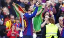 ميسي يسعى لتحطيم رقم قياسي مع برشلونة