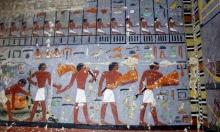 اكتشاف آثار ذات صلة بالأسرة الخامسة في مصر