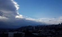 حالة الطقس: أمطار متفرقة مع انحسار المنخفض الجوي