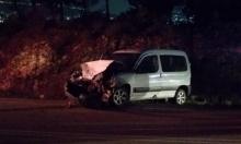 4 إصابات بينها خطيرة بحادثَي طرق في كفركنا وكفرياسيف