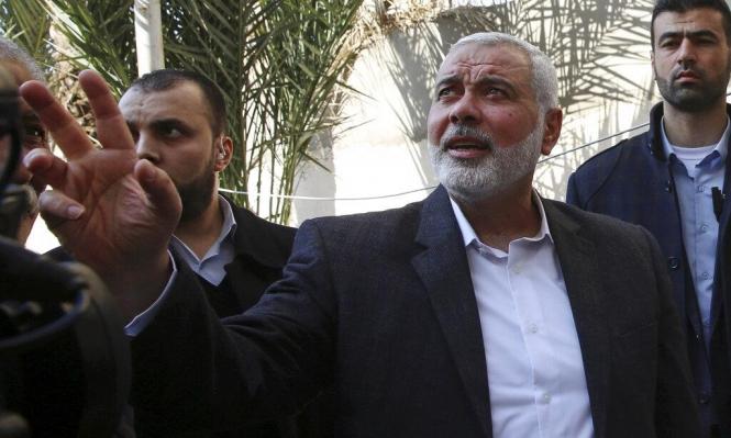 حماس تطالب بتسهيلات للأسرى عن طريق الوفد المصري