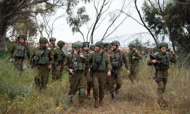 """صافرات إنذار """"كاذبة"""" بالمنطقة المحيطة بقطاع غزة"""
