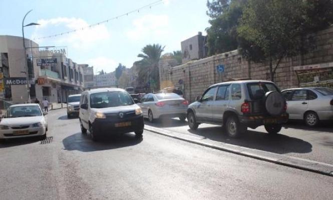 الناصرة: إطلاق نار قرب مدرسة ثانوية