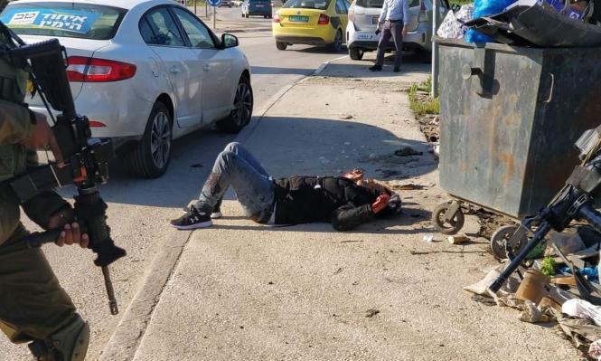 إعدام ميداني لشاب فلسطيني برصاص مستوطنين قرب نابلس