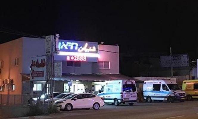 أبو سنان: إصابة شابين في جريمة طعن