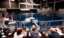 لأول مرة في بلجيكيا: أستوديو لتصوير السينمائي تحت الماء