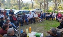 جمعية المهجرين تنظم جولة في قرية معلول المهجرة
