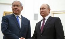 روسيا طالبت إسرائيل بفترة إنذار أطول قبل غارات بسورية