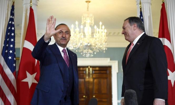 تركيا تتهم الولايات المتحدة ببث بيانات كاذبة عن لقاءاتهما