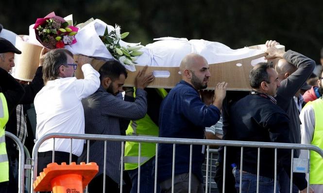 مرتكب مجزرة مسجدي نيوزيلندا سيحاكم بتهم قتل 50 شخصا
