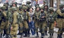 الاحتلال اعتقل 6 آلاف طفل فلسطيني منذ عام 2015