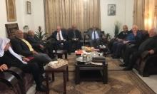 لجنة الوفاق تدعو للتصويت للأحزاب العربية
