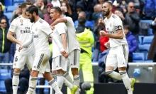 بنزيمة يقود ريال مدريد للفوز على إيبار