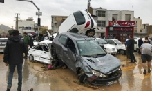 إيران: مصرع 70 شخصا والسيول تهدد 400 ألف آخرين (صور)