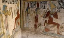 مصر: اكتشاف مقبرة تعود للعصر البطلمي
