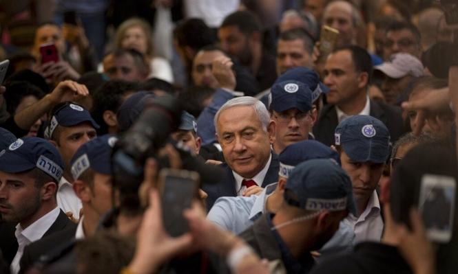 نتنياهو يتطلع لضم الضفة الغربية بعد الانتخابات