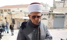 سلهب يعود للأقصى مع تجدد اقتحامات المستوطنين للمسجد