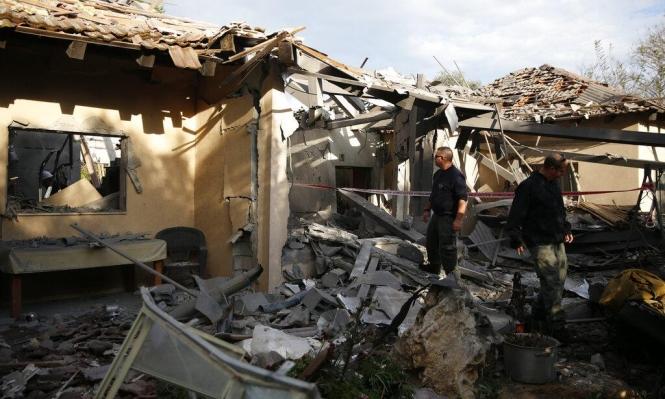 دراسة: صواريخ حماس وتحديات الجبهة الداخلية الإسرائيلية