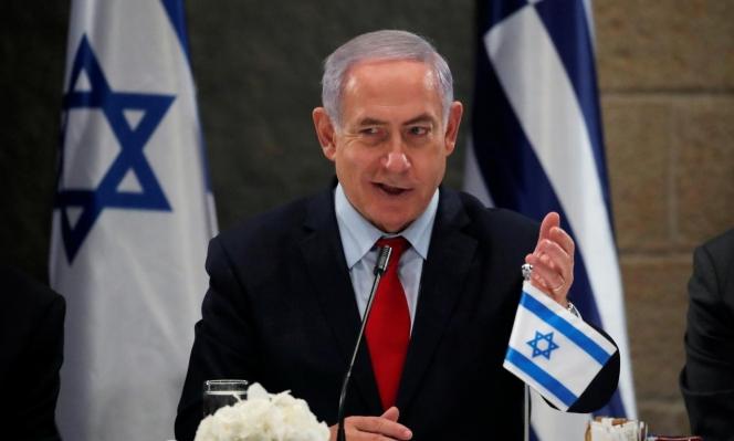 """نتنياهو: """"لن تقوم دولة فلسطينية وسأفرض السيادة على المستوطنات"""""""