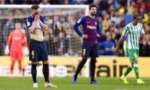 نجم برشلونة يوافق على اللعب بجوار كريستيانو