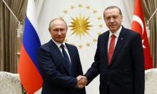 إردوغان يبحث مع بوتين عملية تركية محتملة بسورية