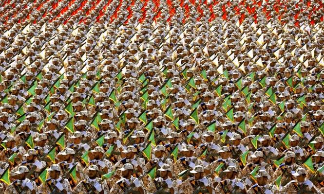 """إيران تصنف القوات المسلحة الأميركية """"منظمة إرهابية"""""""